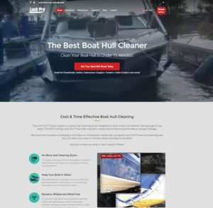 Loch Pro Website Design