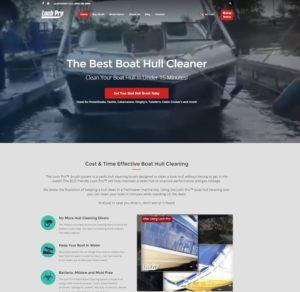 Loch Pro Website Design